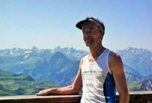 Peter Krafft - Nebelhornlauf 2016
