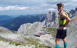 Sport für Spenden beim Karwendelberglauf