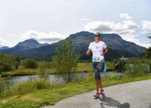 Tina Schmid - Engadiner Sommerlauf 2017
